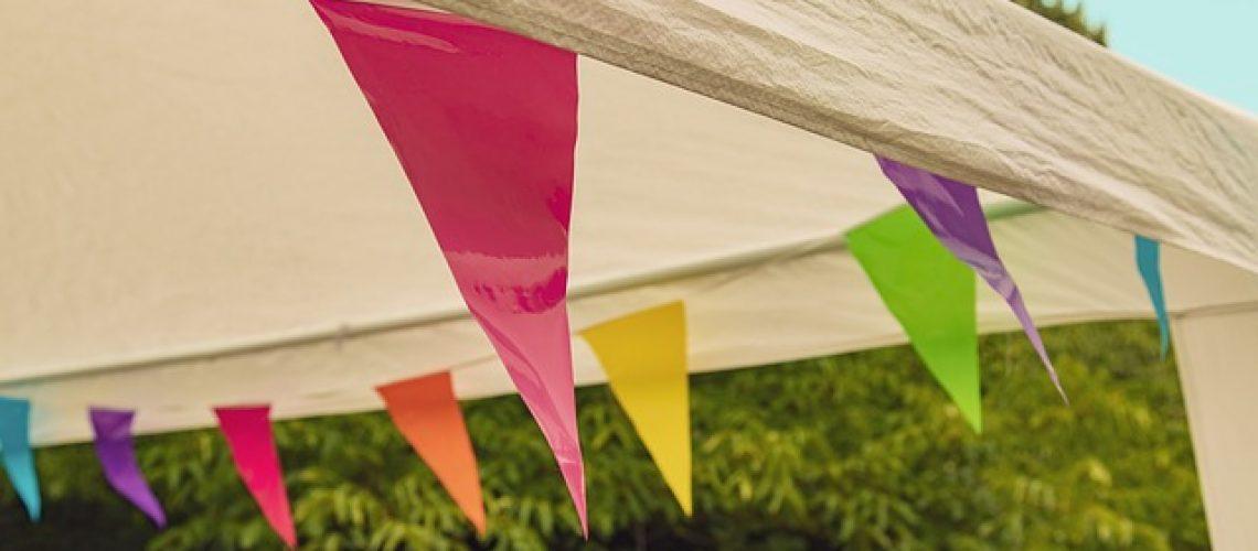 אוהלים למסיבות